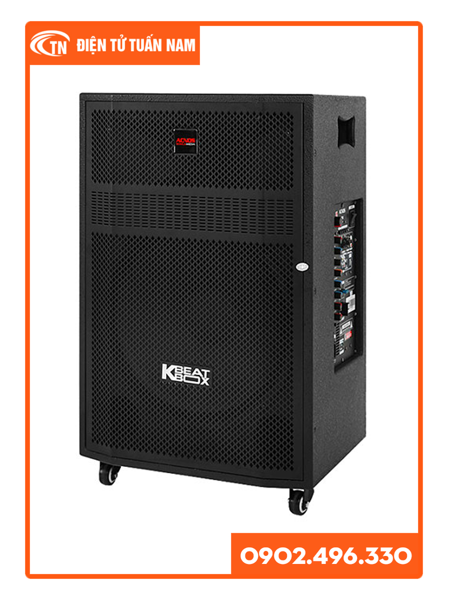 loa kéo kbeatbox kb51