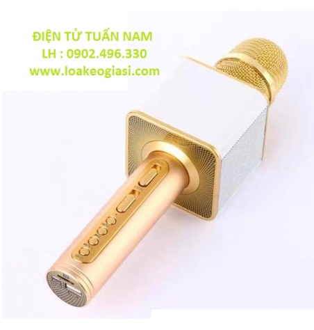 Micro Karaoke Bluetooth CỰC HAY MAGIC OK-08